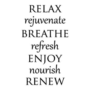 ... Wall Quotes™ Decal. Repinned by CSpaBoston.com for mothers day spa