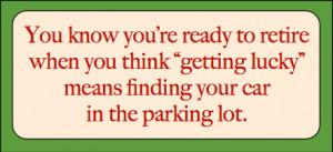 Funny Retirement Sayings