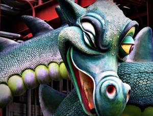 World Motion Sea Serpent