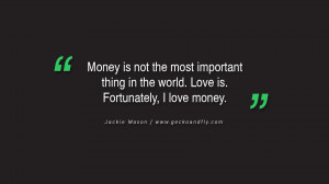 Ways to Make Money Online and 20 Inspiring Quotes on Money