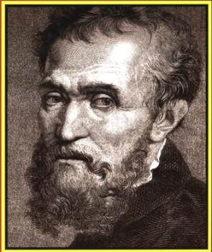 Full Name: Michelangelo di Lodovico Buonarroti Simoni
