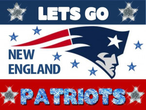 Lets Go New England Patriots Pictures, Photos, and Images for Facebook ...