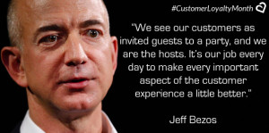 ... we're successful: Put the customer first. Invent. And be patient