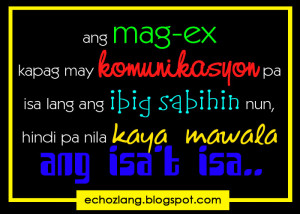Ex Quotes : BF and GF quotes , Facebook Quotes
