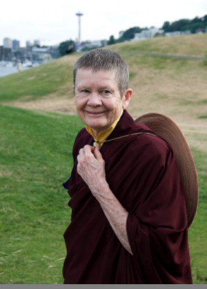 If you're anything like me Pema Chodron has saved your life more ...