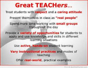 Happy Teachers' Day! My Gratitude toward my Teachers for What I'm ...