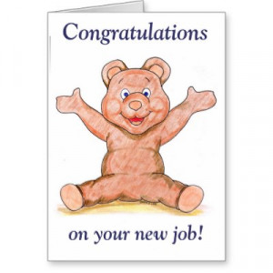 Congratulations Your New Job Quotes Pictures