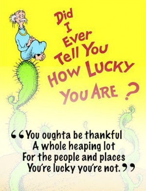 ... Inspirational Dr. Seuss Quotes for Kids Young and Old - Yahoo! Shine