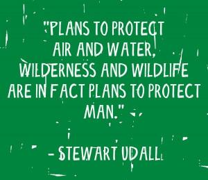 Stewart Udall