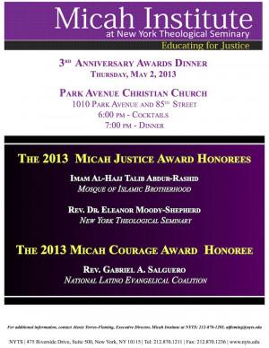church anniversary invitation flyer