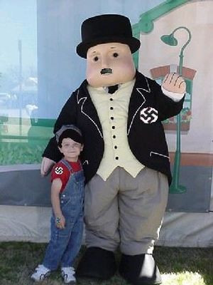 The Obese Controller, founder of the Fourth Reich,and Uncyclopedia ...