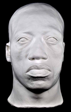 ... masks of several famous screen actors demonstrate this. The masks were