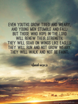 Have Faith with These 32 #Bible #Verses #about #Strength