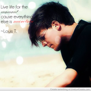 louis tomlinson, hqlines, sayings, quotes, one direction