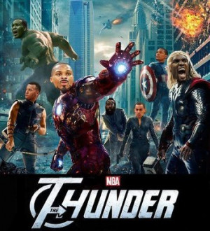 ... of Oklahoma City Thunder memes, and they are all pretty funny