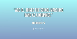 Marching Band Quotes Preview quote