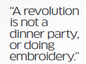 Quote by 'Mao Zedong'