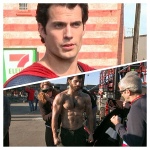 The New York Times talks Henry Cavill, with quotes from @Zack Snyder ...
