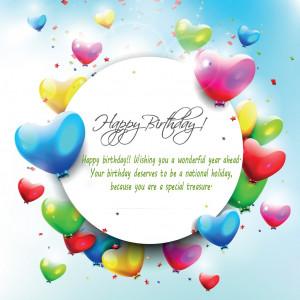 happy birthday wishing you a wonderful year ahead your birthday