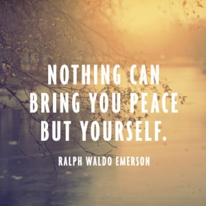 Peace and Relaxation Quotes