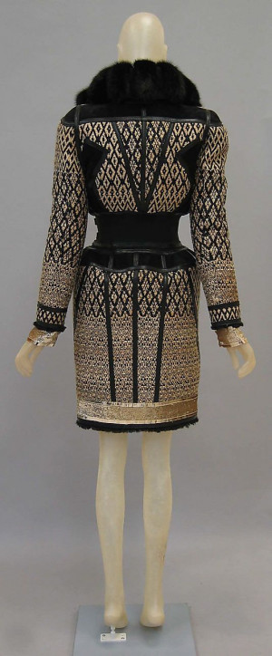Coat. House of Balenciaga (French, founded 1937). Designer: Nicolas ...