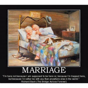 loved this. Marriage is for more than
