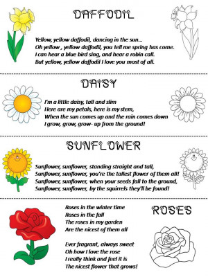 flower poems