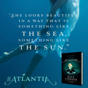 atlantia, ally condie. Quotes Ya, Book Quotes