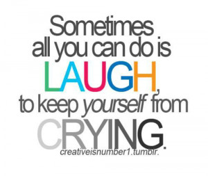 cute, girls, laughing but crying, love, pretty, quote, quotes