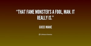 Gucci Mane Quotes