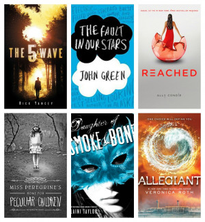 Six Young Adult Books Adults Will Like