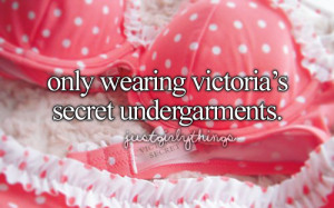 victorias secret underwear undergarments