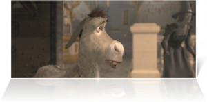 Picture of Donkey (Eddie Murphy) from