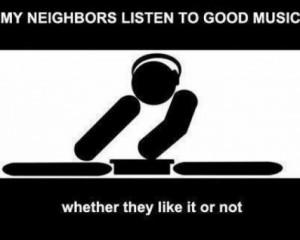 Neighbors - gettothechoppa