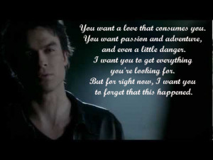 many unforgettable quotes from the third season of The Vampire Diaries ...