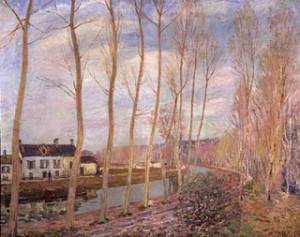 Camille Pissarro Alfred Sisley