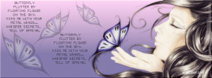 Butterfly Facebook Covers
