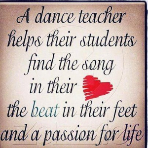 Cute Dance Quotes This would make a cute gift