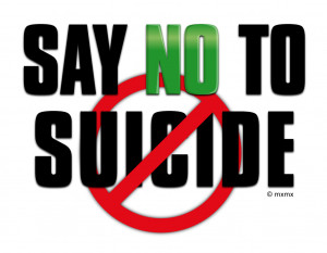We made this blog to stop suicide and give awareness to people.