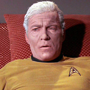 STAR TREK (TOS): THE DEADLY YEARS: If I Live Long Enough, I'm Going ...