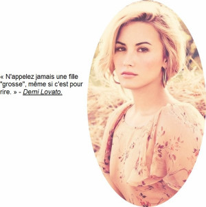 Demi Lovato's quote #1
