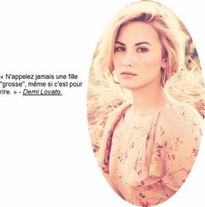 Demi Lovato's quote #1