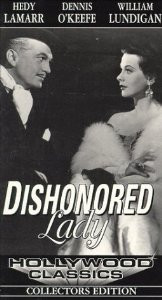share facebook twitter pinterest dishonored lady vhs has been added to ...