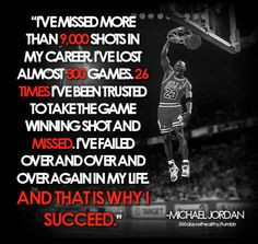 Inspirational advice from Michael Jordan. #athlete #basketball # ...