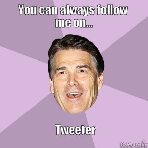 Dumb Rick Perry Quote