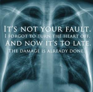 Love - brokenhearted quote