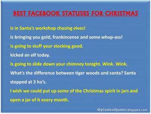funjooke.comFunny Facebook Status Quotes