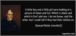 quote-a-little-boy-and-a-little-girl-were-looking-at-a-picture-of-adam ...