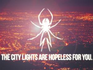My Chemical Romance Lyric Quotes