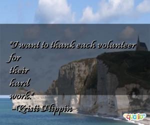 Volunteering Quotes